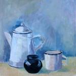 Grosse-Gisele-pause-cafe-46x38-huile