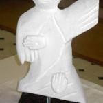 Kastelle-Danielle-Ange-d-amour-Sculpture