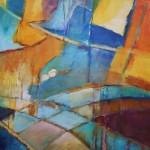 Wendels-Yvette-Jardin-Planetaire-81x65-Acryl